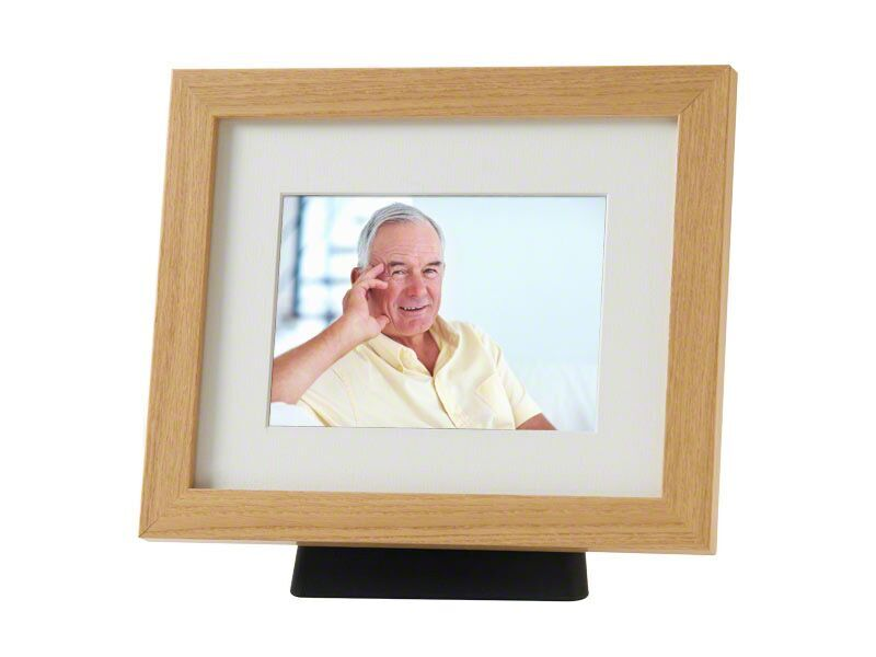 Man in a frame with ashes