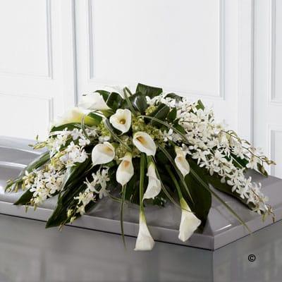 Lillies flower arrangement