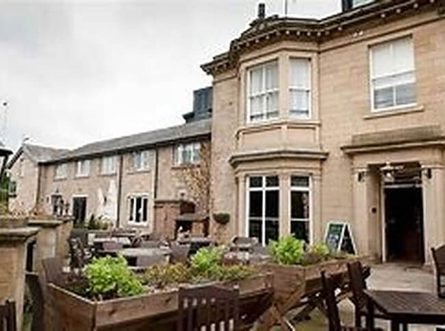 Caverly arms hotel