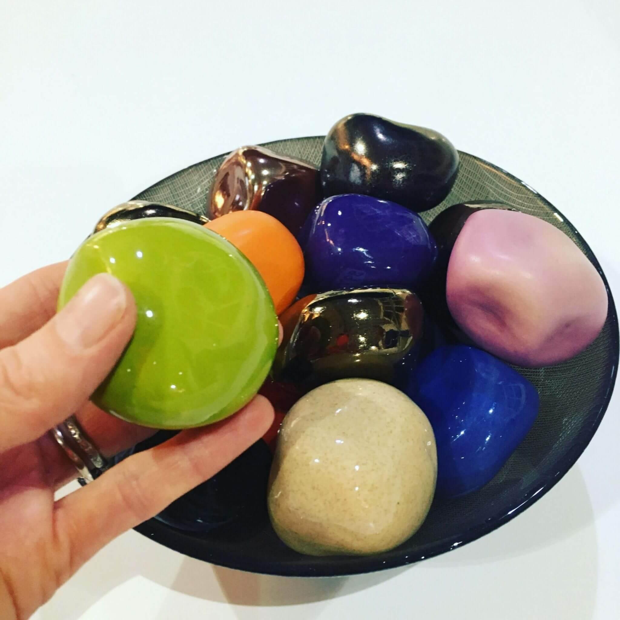 Cuddle stones