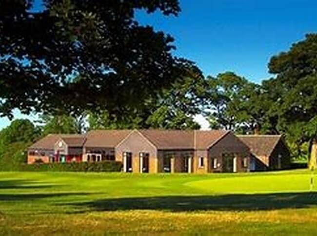 Elland golf club