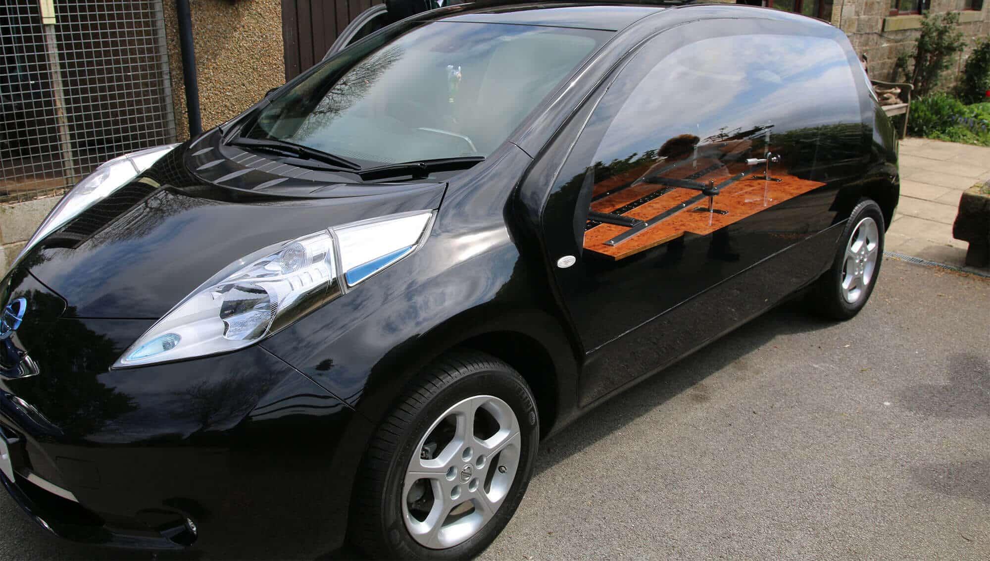 Eco hearse