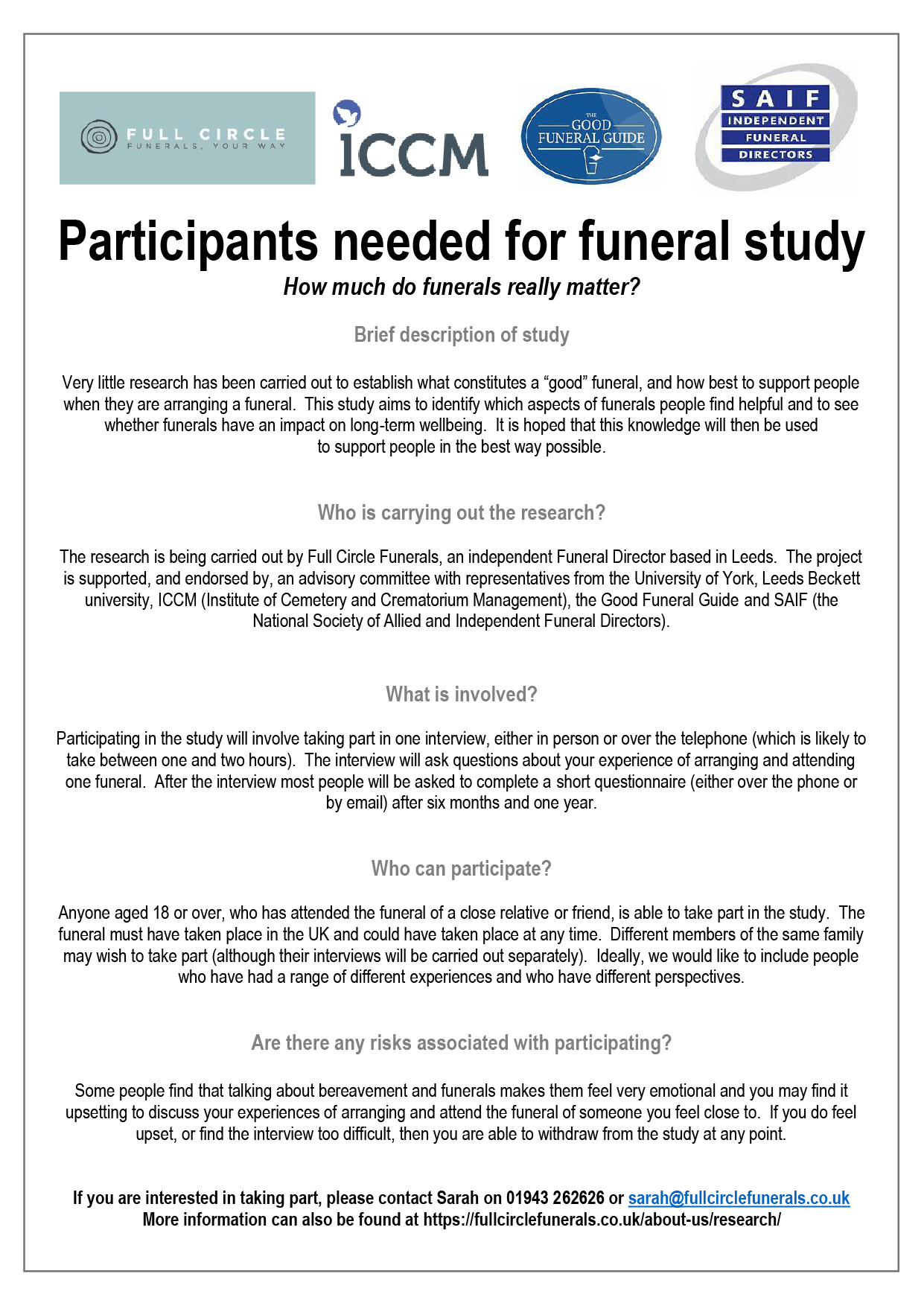 ICCM information