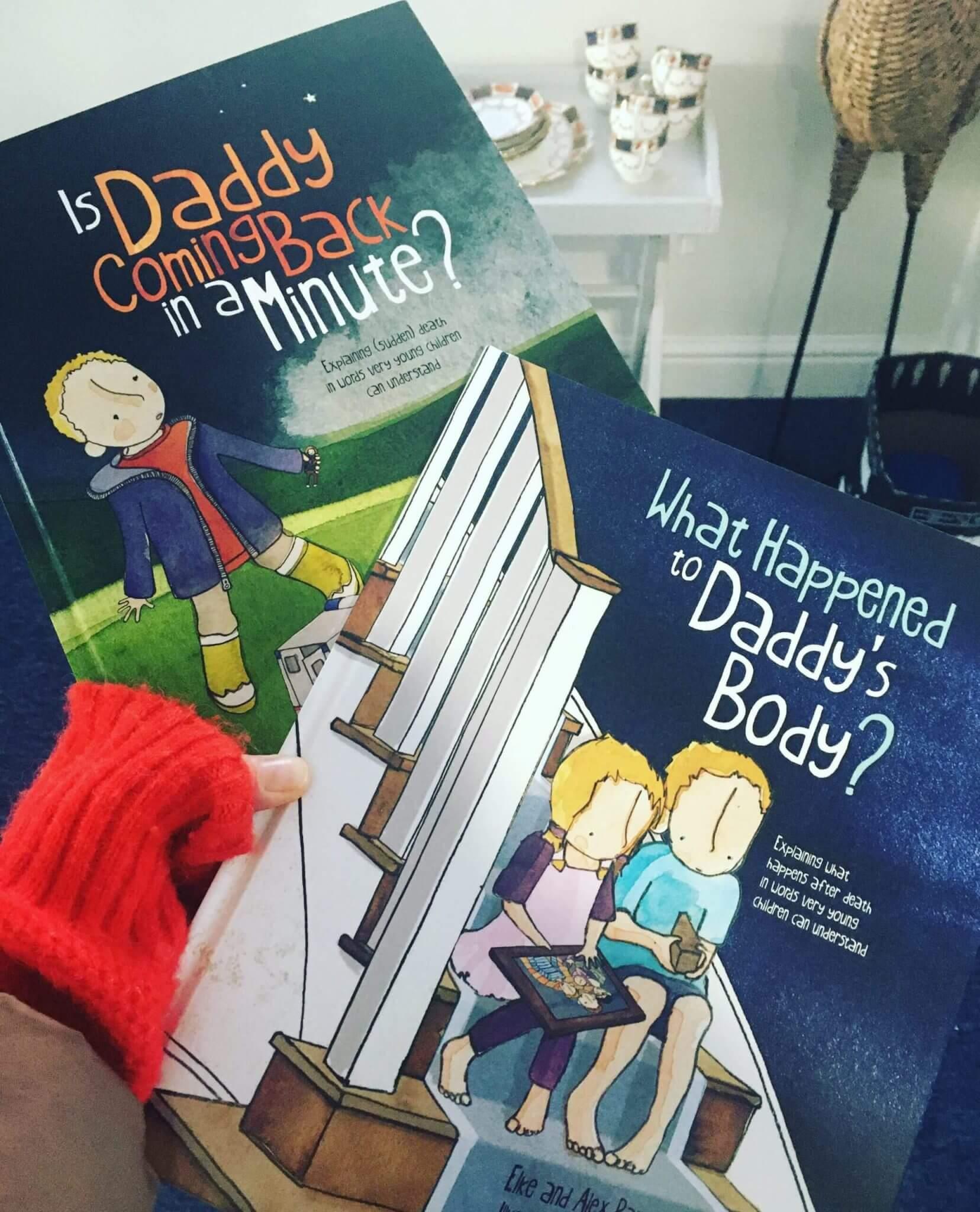 2 Childrens Books