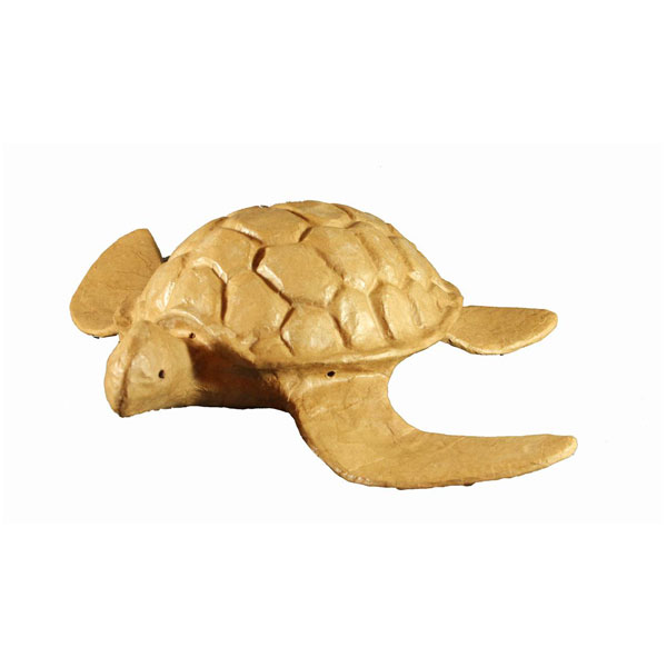 Water soluble turtle urn