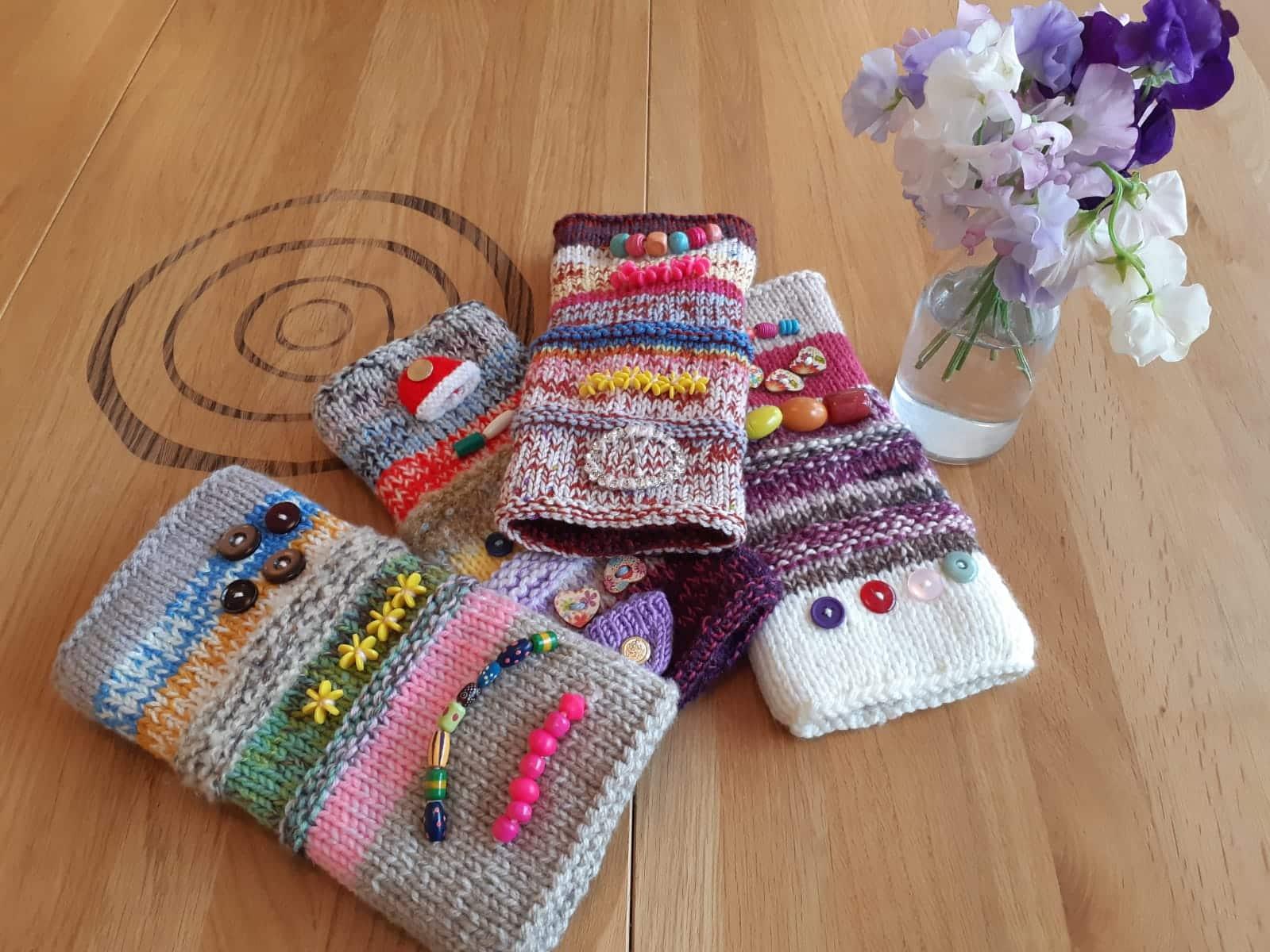 Full Circle Funeral knits